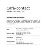 Café-contact