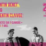 Quentin Bénet & Valentin Claivoz