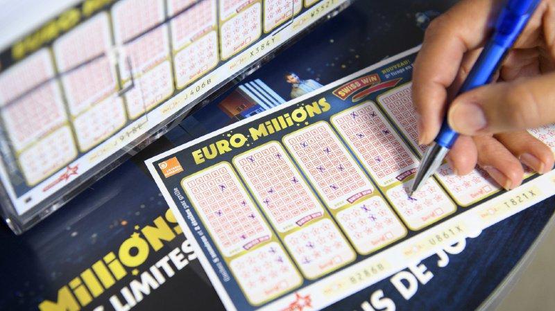 Euro Millions: un joueur remporte plus de 50 millions de francs