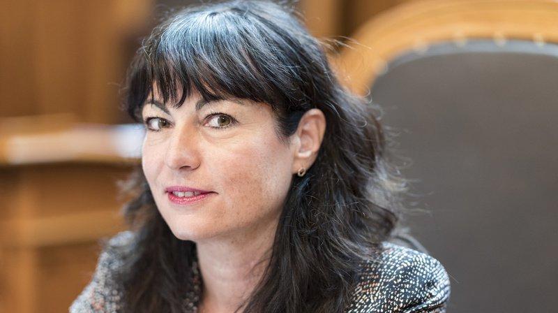 Géraldine Savary, première femme à la tête de la Commission fédérale de la Poste