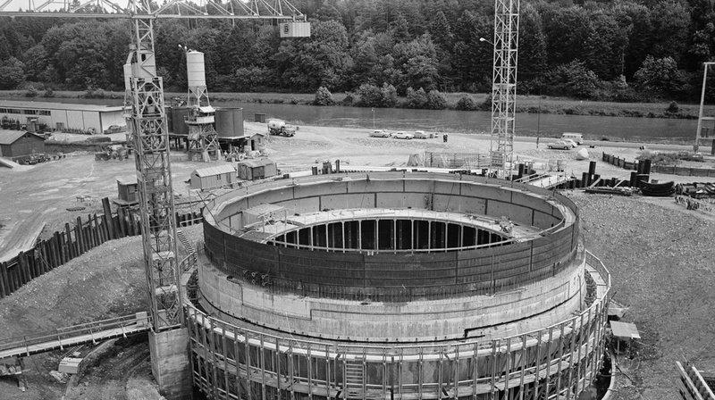 Centrale nucléaire: il y a 50 ans, le premier réacteur de Beznau entrait en service