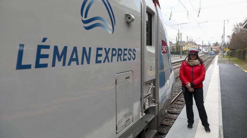 Le grand jour pour le Léman Express
