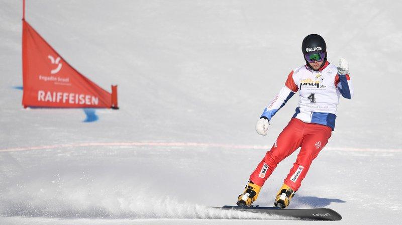 Snowboard: Julie Zogg et Dario Caviezel 3e du slalom parallèle par équipes à Bad Gastein