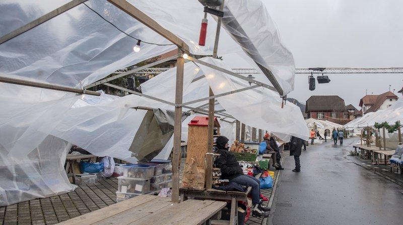 Météo: des vents tempétueux ont balayé la Suisse, avec des rafales de 90 km/h sur le Plateau et le Jura