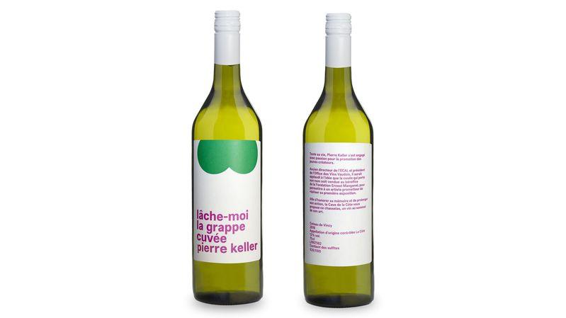 «Lâche-moi la grappe», la cuvée en hommage à Pierre Keller a trouvé preneur