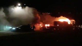 Vaud: nouvelle attaque de transporteurs de fonds à Daillens