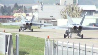 Le Conseil national soutient l'achat des avions de combat