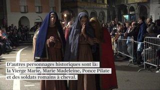 La Semaine sainte à Mendrisio inscrite à l'UNESCO