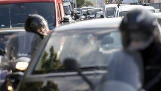 Genève: sans cette vignette, les voitures seront bientôt interdites
