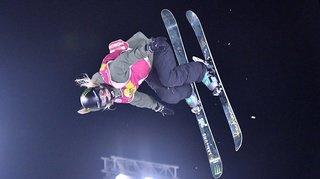 Ski freestyle: la Grisonne Giulia Tanno termine 2e du Big Air de Pékin