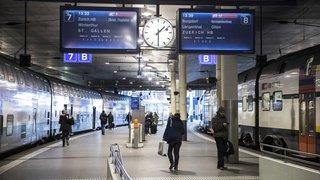 Environnement: les fonctionnaires fédéraux devront privilégier le train