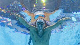 Championnats de France en petit bassin: victoire et record de Suisse pour Jérémy Desplanches