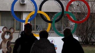 Dopage: la Russie exclue des Jeux olympiques pendant quatre ans