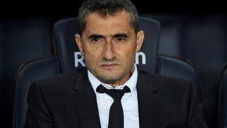 Football – Espagne: le FC Barcelone licencie Valverde et le remplace par Setien