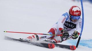 Ski alpin: le slalom de Val d'Isère est reporté à dimanche à cause de la météo