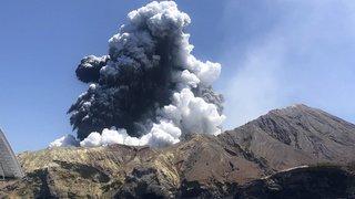 Nouvelle-Zélande: le volcan de White Island a fait deux victimes de plus