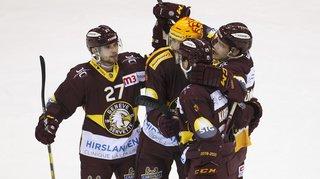 Hockey: Genève domine Fribourg, Lausanne s'impose à Zurich