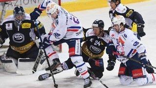 Hockey: Zurich s'impose aux prolongations face à Ambri