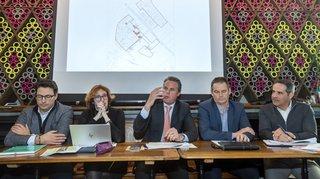 Large front en faveur des modifications de zone à Cointrin