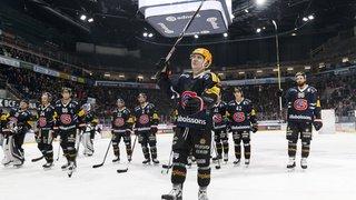 Hockey: Fribourg s'offre Lausanne, le leader genevois cède à Berne