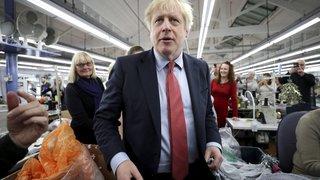 Le banco de Boris Johnson