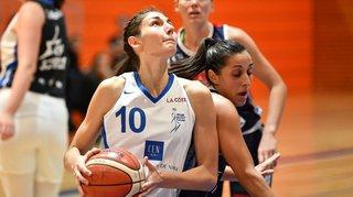 Le Nyon Basket Féminin impuissant face à Winthertour