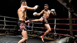 Un gala de boxe renversant à Beausobre