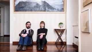 Buchillon: tourtereaux dans l'art comme au village