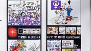 «Ces dessins permettent d'exercer le sens critique de façon ludique»