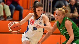 Le Nyon Basket Féminin se prend une claque avant la trêve