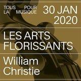 Les Arts Florissants, William Christie