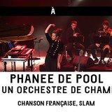 Phanee de Pool avec un orchestre de chambre