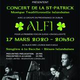 Concert de la St-Patrick avec le groupe ALFI (IE)