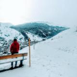 Randonnée en raquettes à neige à Mandelon