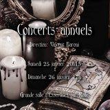 Concerts annuels de la Fanfare de Mont-sur-Rolle