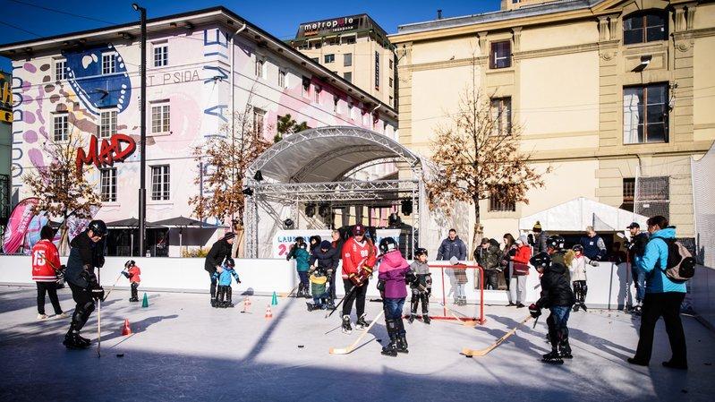 Nombre record d'habitants à Lausanne