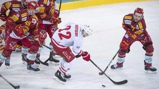 Hockey: Lausanne très solide à Langnau, Bienne s'imposeà Rapperswil, match nul pour Fribourg face à Ambri-Piotta