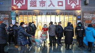 Coronavirus: en Chine, le bilan monte à 56 morts et près de 2000 contaminés