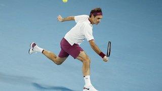 Tennis - Open d'Australie: Roger Federer domine Marton Fucsovics  et file en quarts de finale