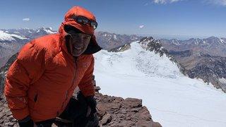 Cet alpiniste de Gland est en passe de réussir un pari fou