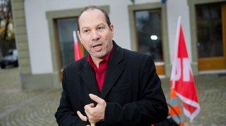 Unia: Yves Defferrard retourne sur le terrain
